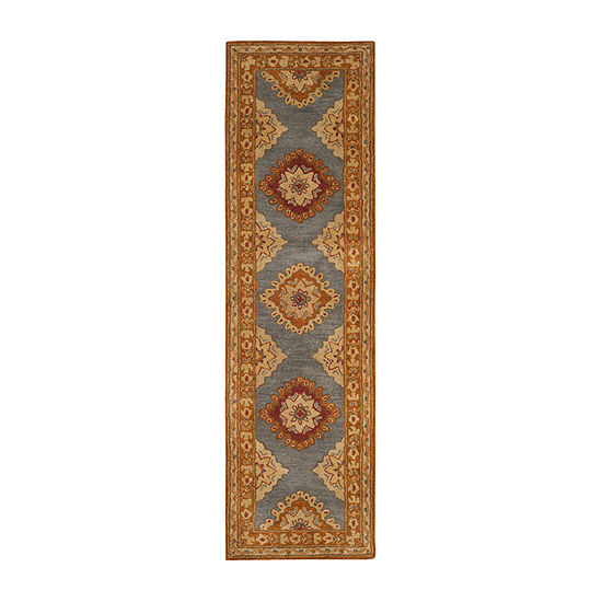 Safavieh Heritage Collection Lavone Oriental Runner Rug