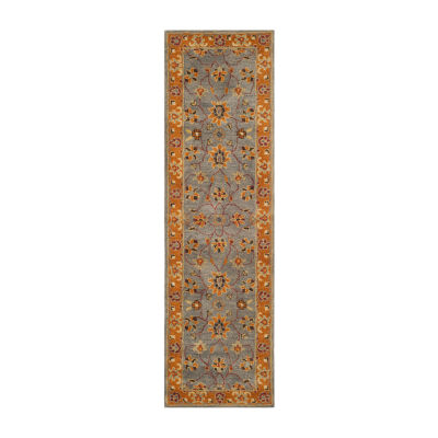 Safavieh Heritage Collection Vithya Oriental Runner Rug