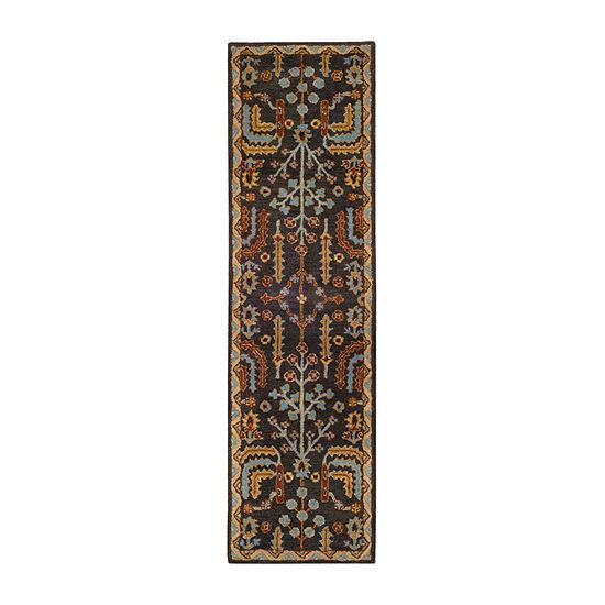 Safavieh Heritage Collection Noah Oriental Runner Rug