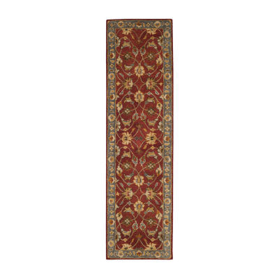 Safavieh Heritage Collection Noelle Oriental Runner Rug