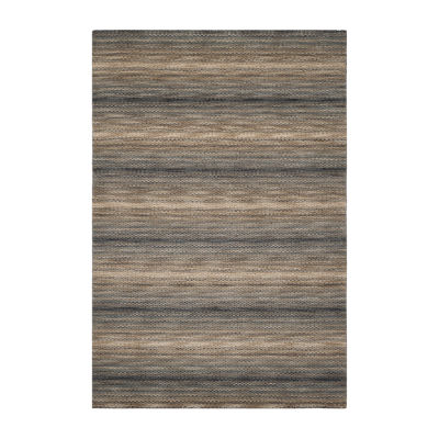 Safavieh Himalaya Collection Chelsey Striped Area Rug