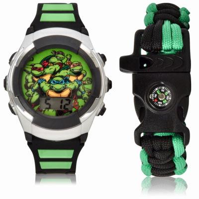 Ninja Holiday 2018 Unisex Multicolor Strap Watch-Tmr40002jc