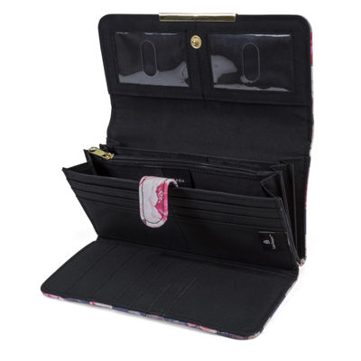 Mundi Filemaster RFID Blocking Accordian Wallet