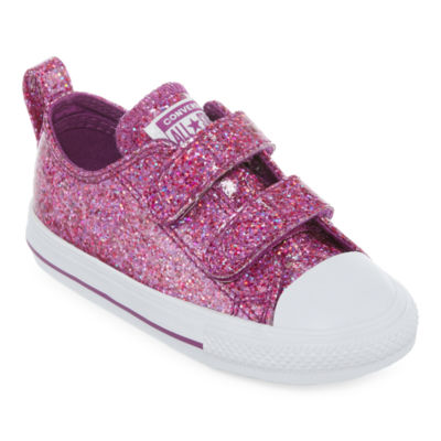 Converse Chuck Taylor All Star Party Dress Girls Sneakers Lace-up