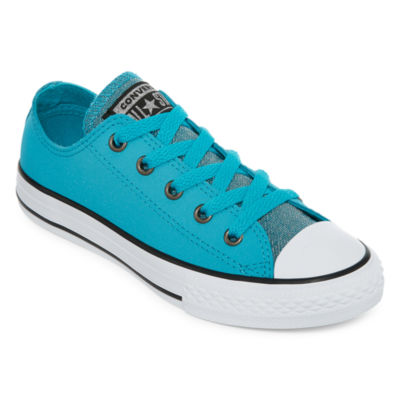Converse Chuck Taylor All Star Ox Girls Sneakers Lace-up - Little Kids/Big Kids