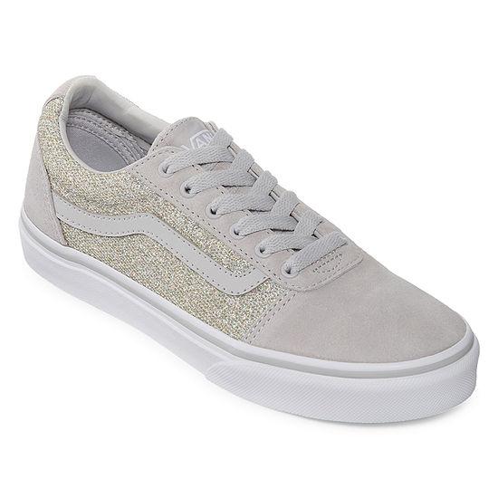 c6f910dc5b6789 Vans Ward Girls Skate Shoes Lace-up - Big Kids - JCPenney