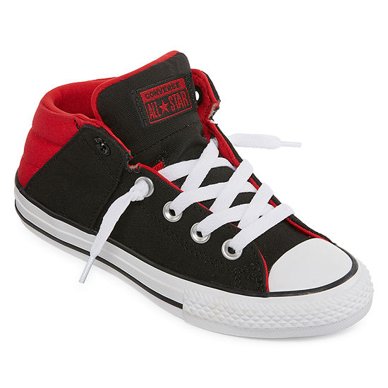 Converse Chuck Taylor All Star Street Mid Toddler Unisex Kids Slip On Sneakers