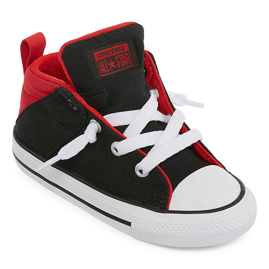 Converse Chuck Taylor All Star Street Mid Little Kid/Big Kid Unisex Kids Slip-on Sneakers