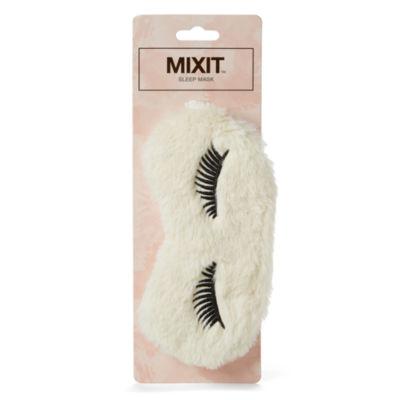 Mixit Faux Fur Eye Mask