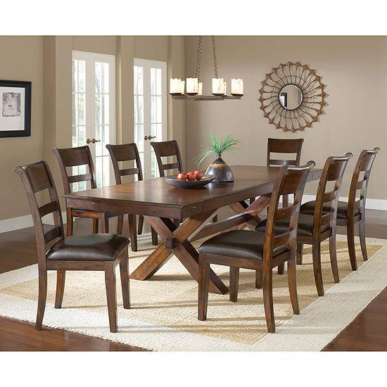 Hillsdale House Park Avenue 9 Pc Rectangular Dining Set