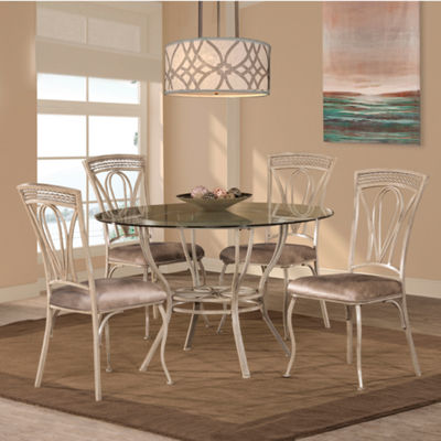 Hillsdale House Napier 5-pc. Round Dining Set