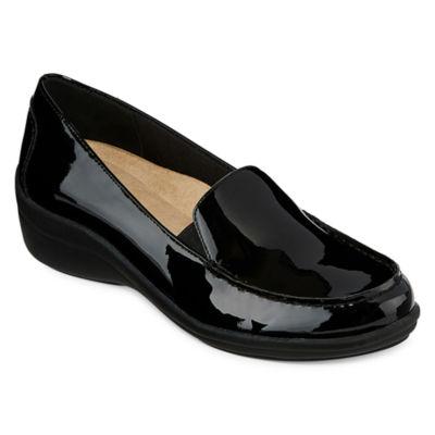 St. John's Bay Illana Womens Round Toe Slip-On Shoes