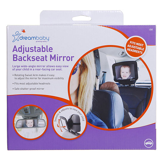 Tee-Zed Baby Car Mirrors