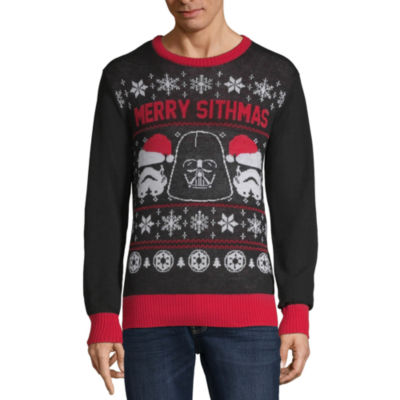 Ugly Christmas Star Wars Sweater