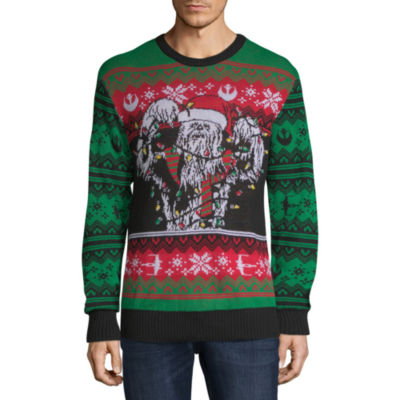 Ugly Christmas Star Wars Chewbacca Sweater