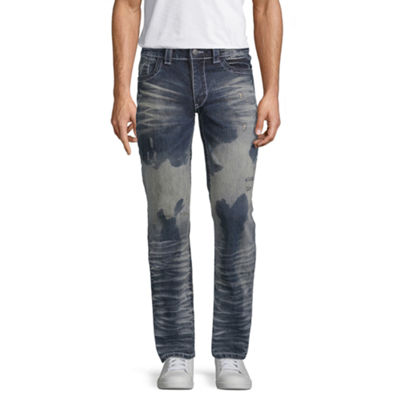 Decree Mens Straight Leg Jean