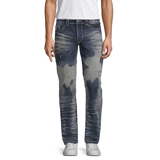 Decree Mens Straight Leg Jean