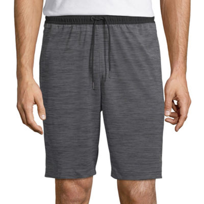 Reebok Mens Moisture Wicking Pull-On Short
