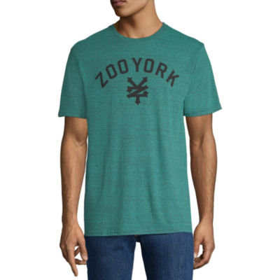 Zoo York Short Sleeve Logo Logo Graphic T-Shirt