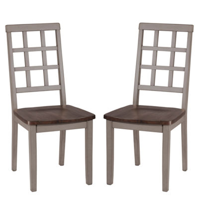 Hillsdale House Garden Park 2-pc. Side Chair