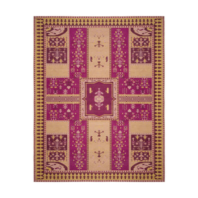 Safavieh Classic Vintage Collection Waylon Geometric Area Rug
