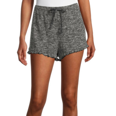 Ambrielle Womens Knit Pajama Shorts