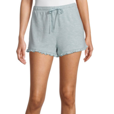 Ambrielle Womens Knit Pajama Shorts