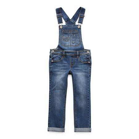 1930s Children's Fashion: Girls, Boys, Toddler, Baby Costumes Arizona Little  Big Girls Overalls 10  Blue $17.24 AT vintagedancer.com