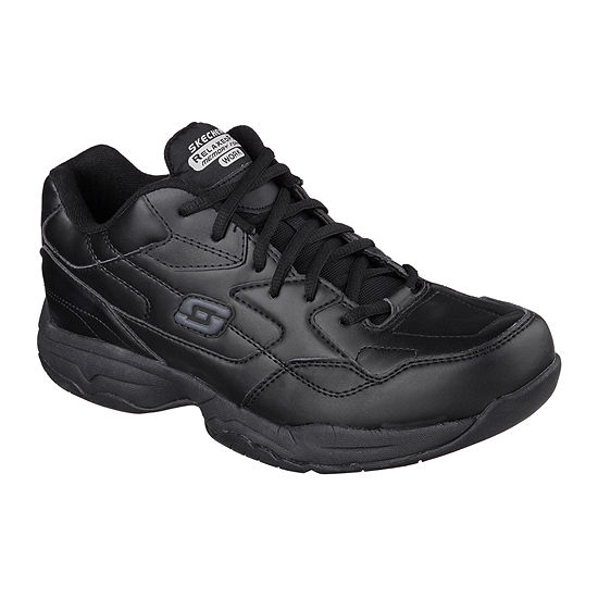 1e813ada9f2f2 Skechers® Felton Electrical Safety Mens Work Shoes - JCPenney