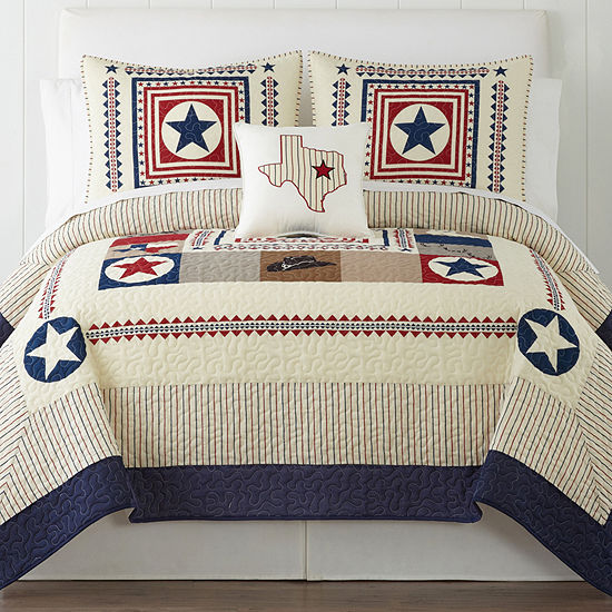 Home Expressions™ Texas Quilt