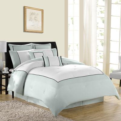 Soho Hotel 8-pc. Comforter Set