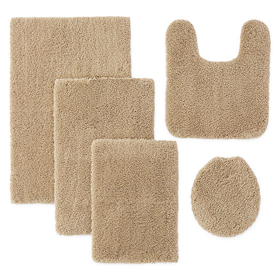 Jcpenney Home Drylon Microfiber Bath Rug Collection