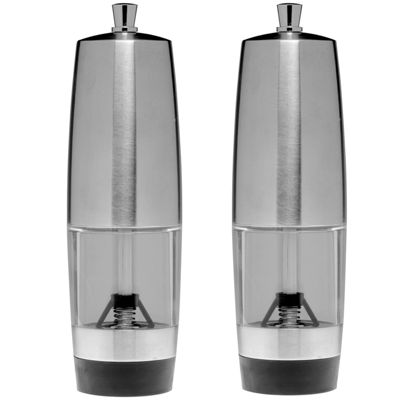 BergHOFF® Geminis 2-pc. Salt and Pepper Grinder Set