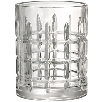 Artland Newport Set of 4 Double Old-Fashioned Glasses
