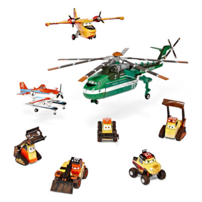 Disney Collection Planes Ultimate Die Cast Gift Set
