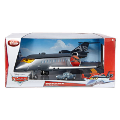 Disney Collection Cars Siddeley Spy Jet