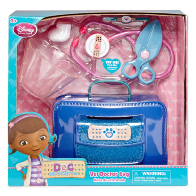Disney Collection Doc McStuffins Vet Bag Play Set