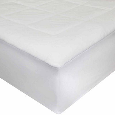 Rio Home Fashions Over-filled Microplush Mattress Pad