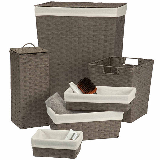 Essex 6-pc Hamper Set