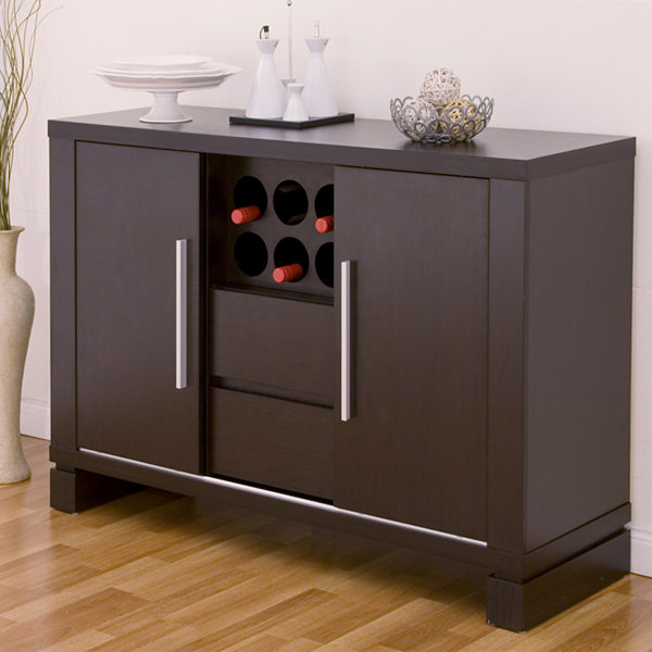 Irenta Buffet with Doulbe Drawers