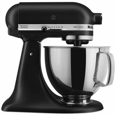 KitchenAid® Artisan® Series 5 Quart Tilt Head Stand Mixer KSM150PS