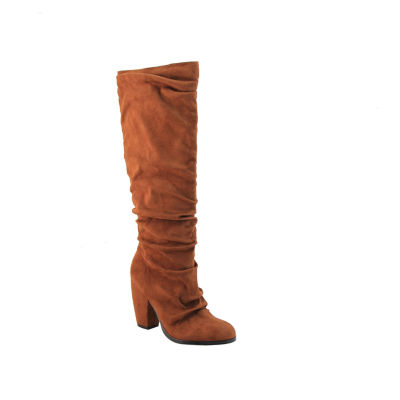 Michael Antonio Musick Womens Slouch Boots