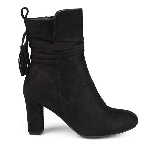 Journee Collection Zuri Womens Bootie