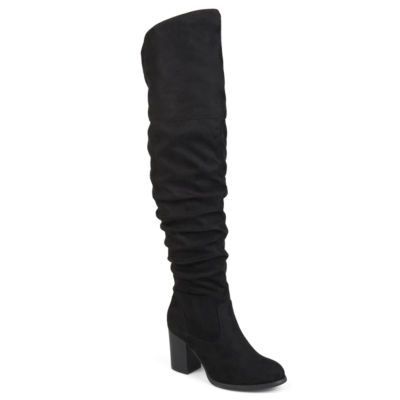Journee Collection Kaison Womens Dress Boots