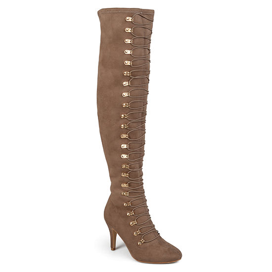 Journee Collection Womens Trill Wide Calf Boot