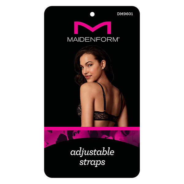 Maidenform Modern Beauty Lightly Lined Demi Bra-DM9601