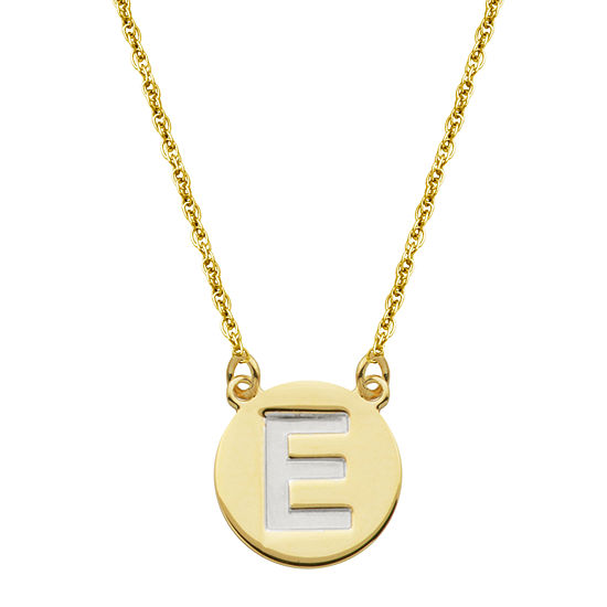 10K Gold 18 Inch Solid Rope Chain Necklace