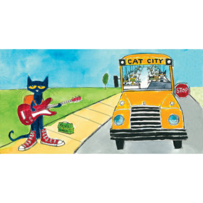 Educational Insights Pete the Cat® School's Cool ! Decorative Light Filters