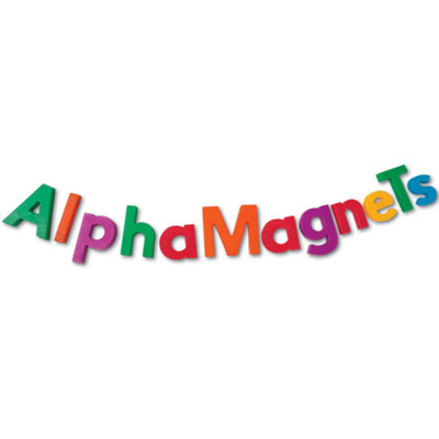Educational Insights AlphaMagnets® & MathMagnets— Multicolored (214 pieces)