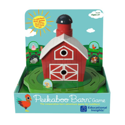 Educational Insights Peekaboo Barn™  Game